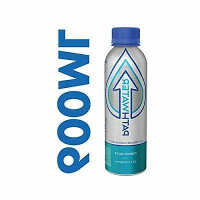pathwater purified flouride free water in 20