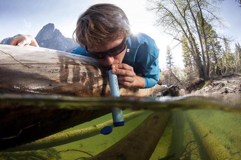 Personal Water Hiking and Emergency Preparedness