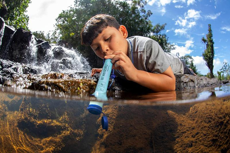Personal Water Hiking Camping Travel and Emergency