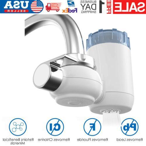 tap water filter faucet sink