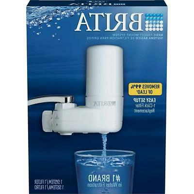 Brita Tap Faucet Filtration Purifier Cleaner Removal