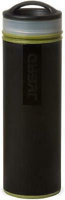 GRAYL Ultralight Water Purifier  Bottle - Camo Black