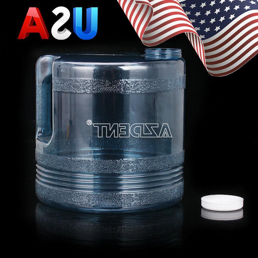 UPS 4L Bottle Pure Water Filter Glass Purifier