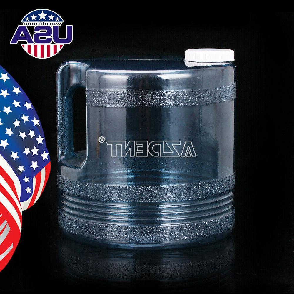 UPS Water Bucket Glass Purifier