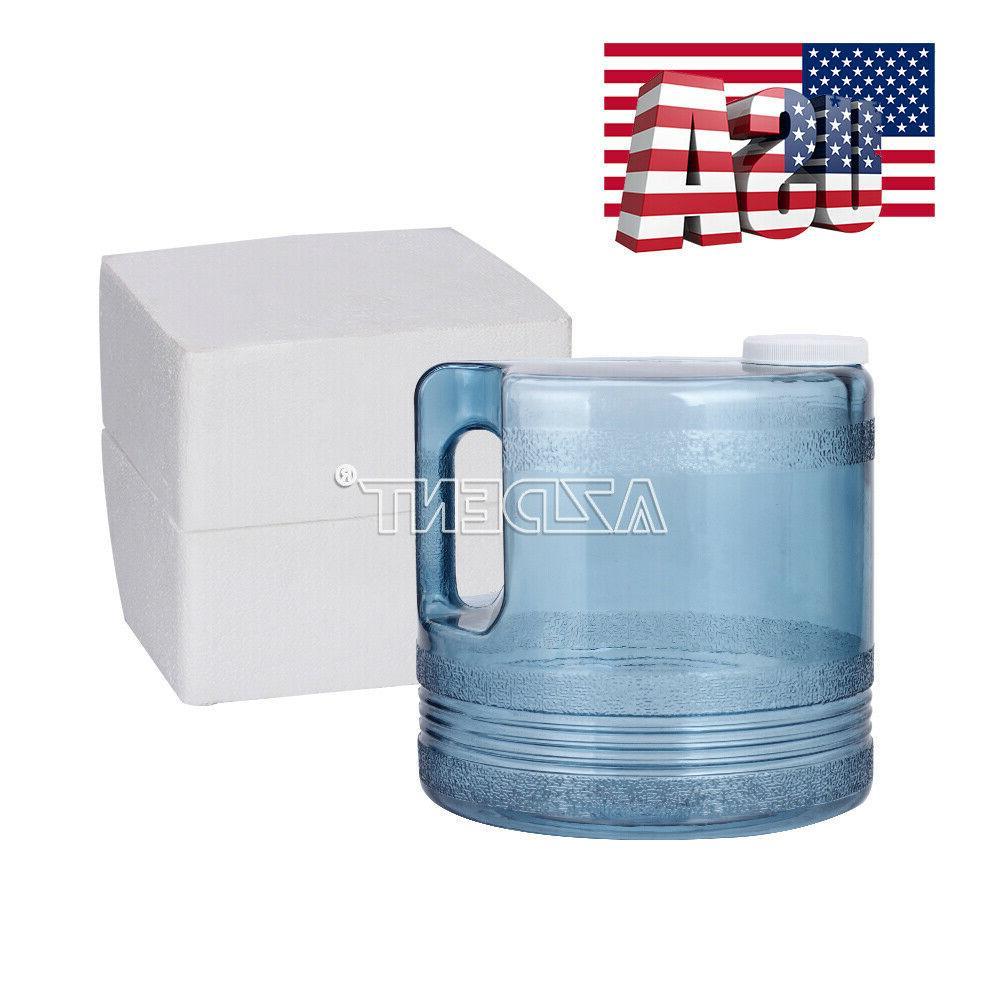 UPS 4L Bottle Water Filter Bucket Glass Distiller
