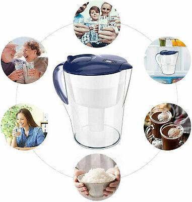 Water Filter Pitcher Cup Filtration System Water Replacement