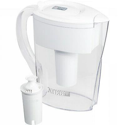 water pitcher w filter home drinking bpa
