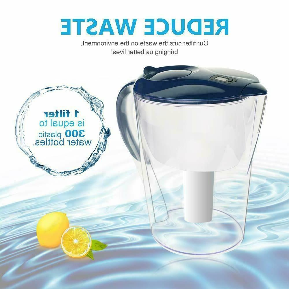 Waters Water Filters with 1 BPA Purifier