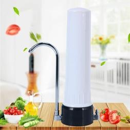 New Countertop Ceramic Carbon Home Kitchen Faucet Filter Dri
