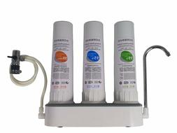 Organic 3 Stage Reverse Osmosis Drinking Water System RO Hom
