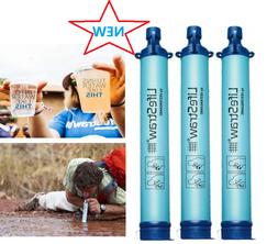 Lifestraw Personal Portable Water Filter Bottle Purifier - 3