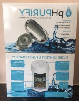 pH PURIFY Superior 8-Stage Tap Faucet Filter Bacteria Viruse