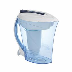 Zero Water 10 Cup Pitcher with Filter, 1 ea