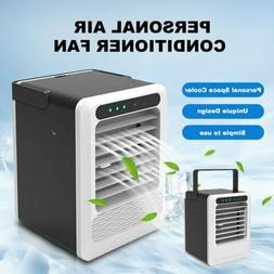 Portable Mini Air Conditioner Water Cool Cooling Fan Cooler