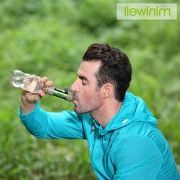 Portable Survival Water Drink Purifier Fully Purification fo