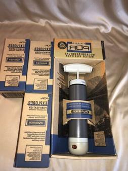 PUR Explorer Microbiological Water Purifier NOS & 3 Cartridg