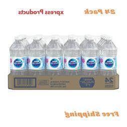 Nestle Pure Life Purified Water, 20 Fl oz. Plastic Bottled W