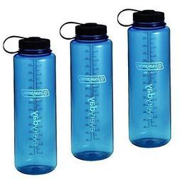 Nalgene Silo 48oz Tritan Wide Mouth Bottle - 3 Pack
