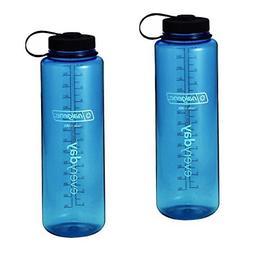 Nalgene Silo 48oz Tritan Wide Mouth Bottle - 2 Pack