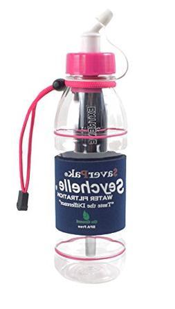 $averPak Single - Includes 1 $averPak Seychelle 20oz Bottle