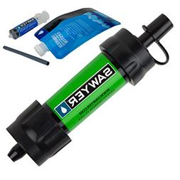 Sawyer Products SP101 MINI Water Filtration System, Single,