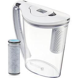 Brita Large 10 Cup Stream Filter as You Pour Water Pitcher w