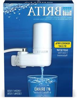 Brita Tap Water Filter Faucet Sink Filtration Purifier Clean