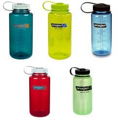 Nalgene Tritan Wide Mouth BPA-Free  32 Ounce Water Bottle, 2