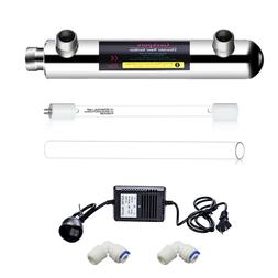 Geekpure Ultraviolet Light Water Filter– UV Sterlizer Wate