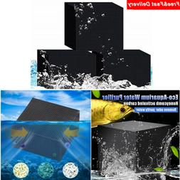 US Eco-Aquarium Water Purifier Cube Aquarium Cleaning Activa