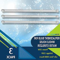 55W UV Replacement Bulb 4 Prong for our Water Purifier Ultr