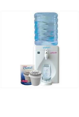 Little Luxury Vitality Mini 1.8 Gallon Counter-Top Water Coo