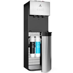 Water Cooler Dispenser 1500 Gal. Purify Capacity Self-Cleani