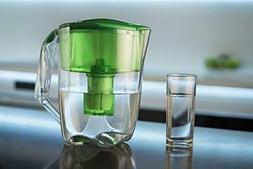 Ecosoft Water Filter Pitcher Jug - BPA-Free - Commercial Gra