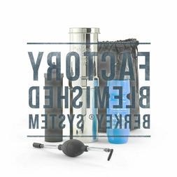 Berkey Water Filter Purify w/ 2 BB-9 Black Filters System Au