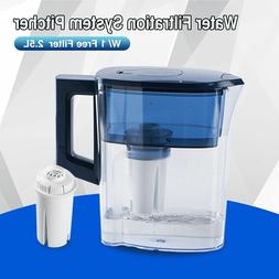 Water Pitcher Dispenser Cooler Purifier Home Office Use Port