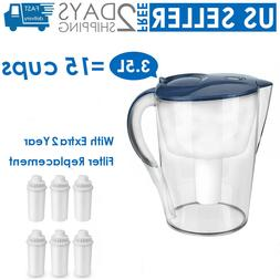 Waters 15 Cup Drinking Water Pitcher Filters with 1 Filter,