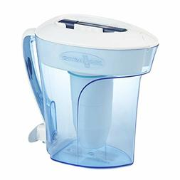 Zero Water Filter Purifier Lead Remover Clean 10 Cup Pitcher