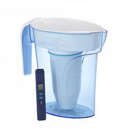 💦 ZERO WATER PITCHER 1.7L JUG FILTER DISPENSER ~ PURIFIER